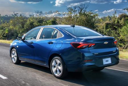 Chevrolet Onix 2021 5