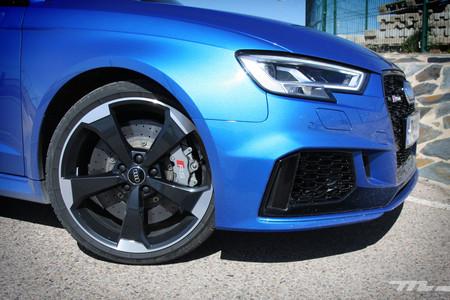 Audi RS3 Sportback Prueba llanta