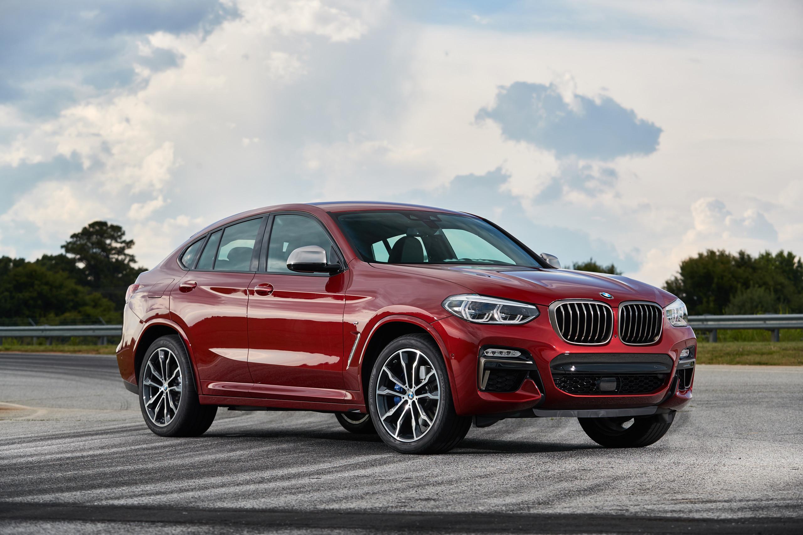 Foto de BMW X4 M40d 2019 (3/22)