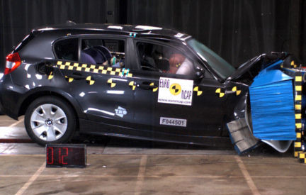 BMW 120i - EuroNCAP