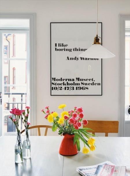 Foto de Casas que inspiran: aprovechar el espacio también en una casa amplia (6/12)
