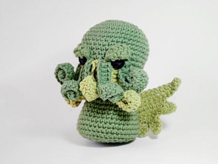 Cthulhu Crochet