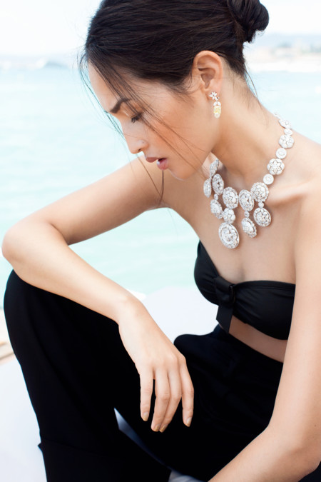 Nicole Warne Chopard Red Carpet Collection 7