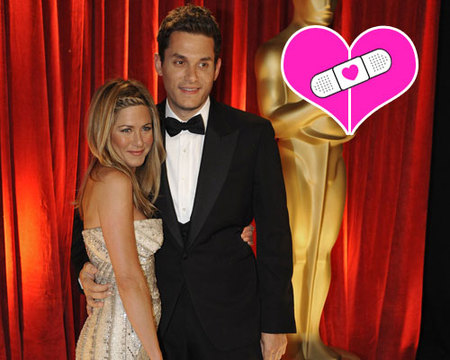 ¿Habrán vuelto Jennifer Aniston y John Mayer?