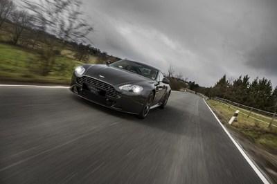 Aston Martin V8 Vantage SP10, una edición especial con cambio manual
