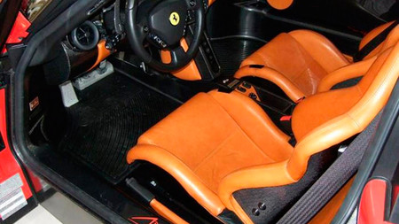 El Ferrari Enzo de Michael Schumacher, de nuevo a la venta