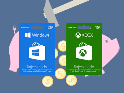 Otro palo para los desarrolladores de Windows Phone con las nuevas tarjetas regalo