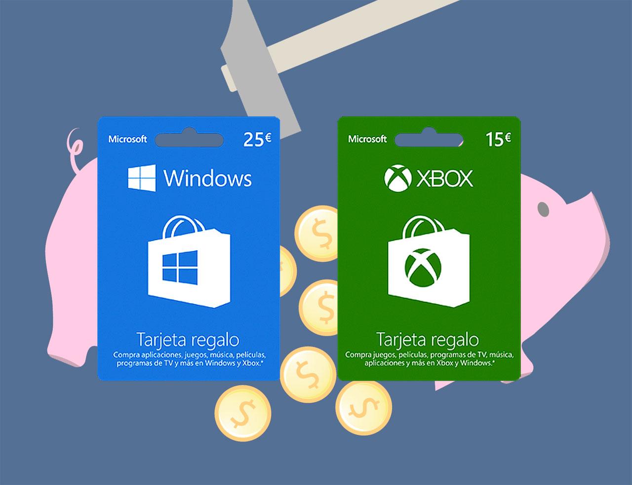 Hackear Tienda Windows 10 Tarjeta Regalo
