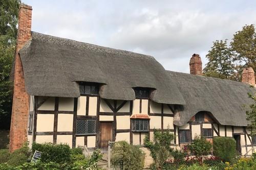 Tras los pasos de William Shakespeare en Stratford-Upon-Avon en el día de su cumpleaños