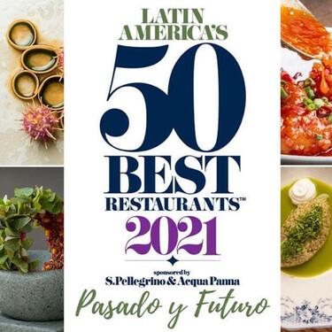 """Vuelven los Latin America's 50 Best Restaurants con la edición especial """"2013-2021: Pasado y Futuro"""""""