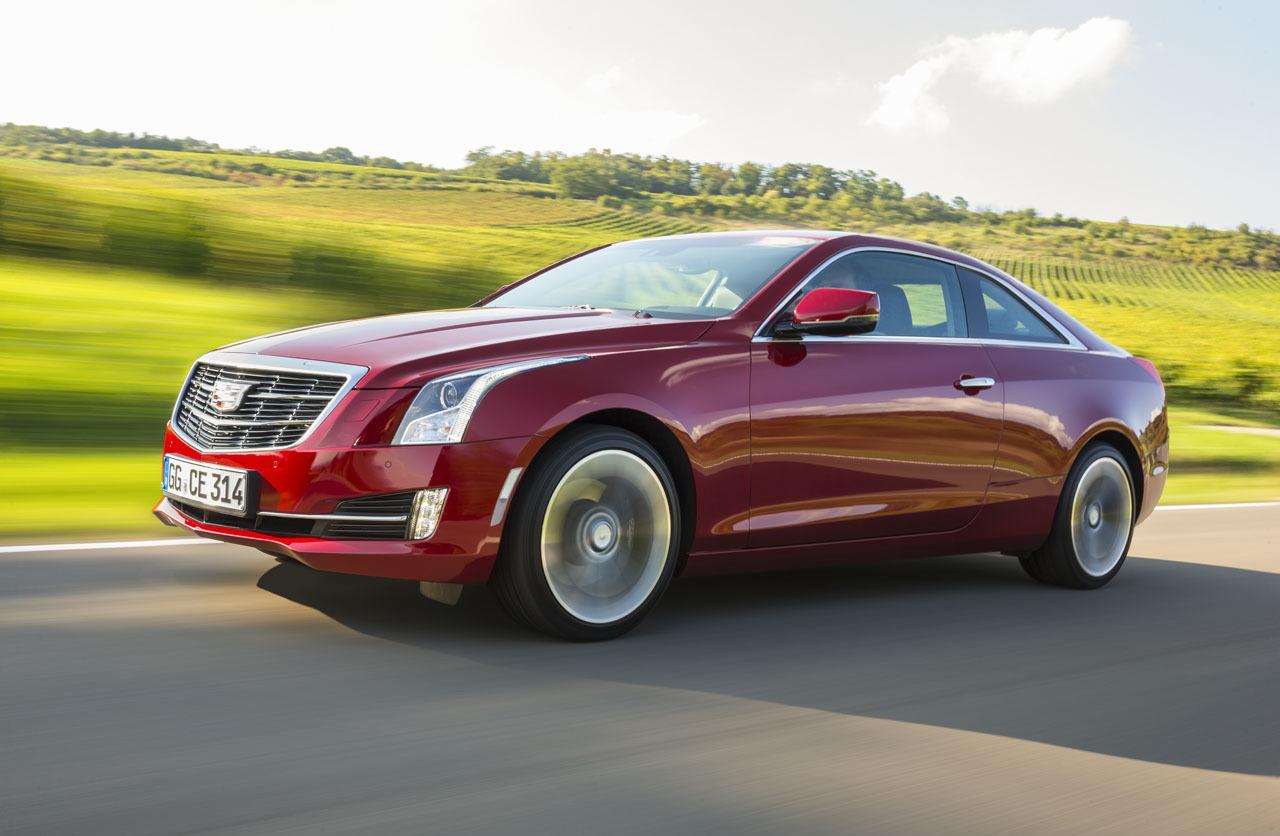 Foto de Cadillac ATS Coupé Europeo (1/33)