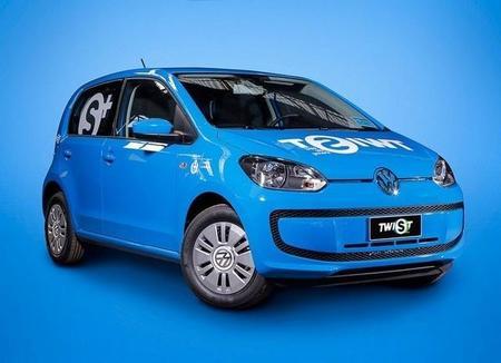 Twist, un nuevo servicio de car-sharing en Milán con Volkswagen Up