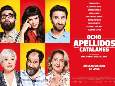 'Ocho apellidos catalanes', la película