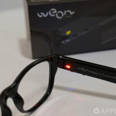 Foto 1 de 12 de la galería weon-glasses en Applesfera