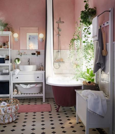 Nueve ideas fáciles y económicas para decorar el baño y convertirlo en una de las estancias más bonitas de tu casa según Pinterest