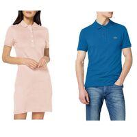 Chollos en en polos, vestidos o camisas Tommy Hilfiger o Lacoste a la venta en Amazon