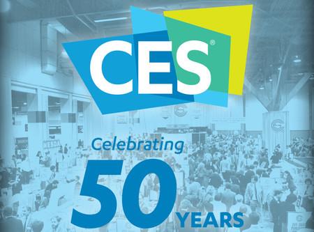 CES 2017: 21 imágenes para celebrar los 50 años de la feria de tecnología más importante del mundo