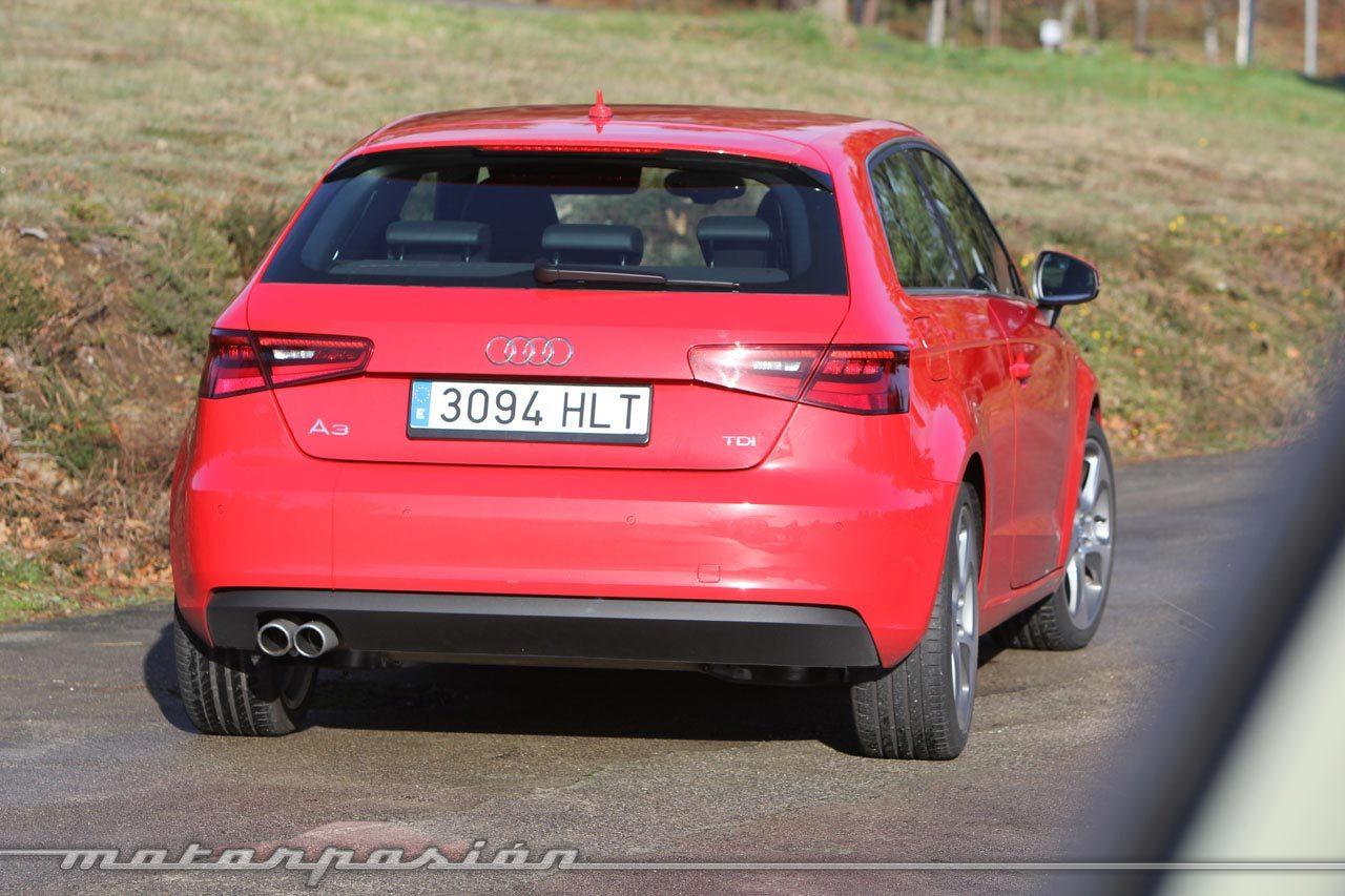 Foto de Audi A3 2.0 TDI (prueba) (23/52)
