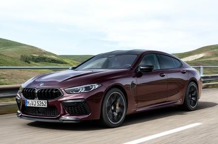 Bestias del asfalto: Así serán los nuevos BMW M8 Gran Coupé y M8 Competition Gran Coupé