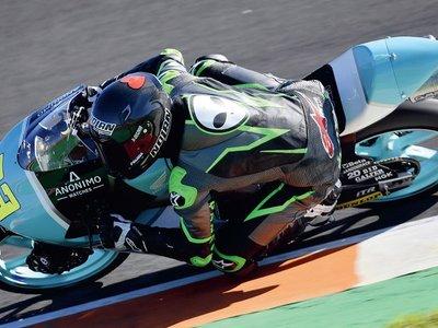Bastianini y Bagnaia destrozan el crono el segundo día de test de Moto3 y Moto2 de Jerez