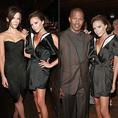 Victoria Beckham, de Marc Jacobs, en su fiesta