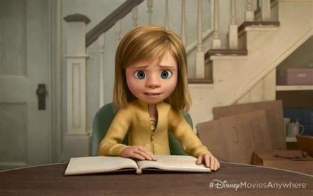 'Inside Out' de Pixar, primera imagen de la protagonista