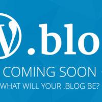 Automattic, los creadores de WordPress, empezarán a vender dominios .blog a finales de año