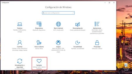 Te enseñamos cómo acceder al menú oculto que esconde la Configuración de Windows 10 en tu PC