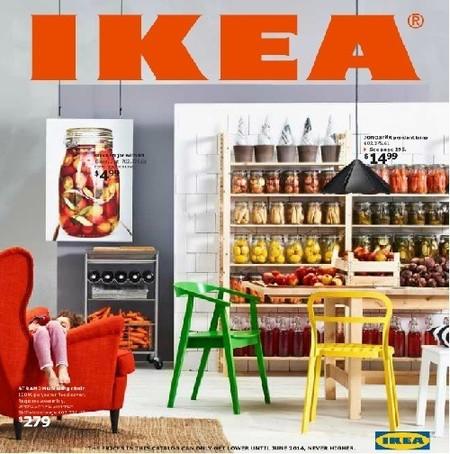 El catálogo de IKEA 2014 ¡ya está aquí!