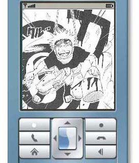 Suiteki, japonés y manga en el móvil
