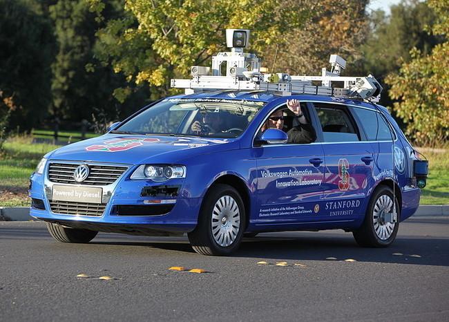 Conducción autónoma en Stanford