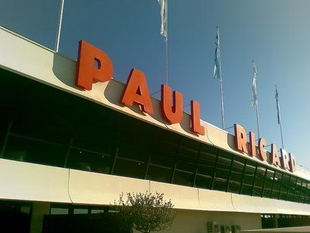 USGPE podría tener su sede europea en el Paul Ricard