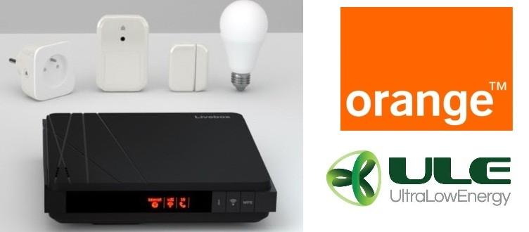 Orange apuesta por DECT ULE como estándar para los equipos del hogar  conectado c9cbedce4f70