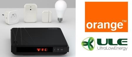 Orange apuesta por DECT ULE como estándar para los equipos del hogar conectado