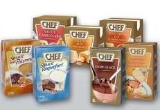 Nestlé y sus nuevas salsas Chef