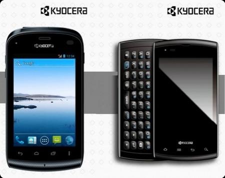 Kyocera anuncia dos nuevos smartphones