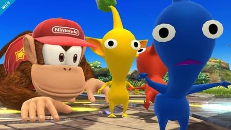 Diddy Kong también estará en Super Smash Bros. for Nintendo 3DS & Wii U