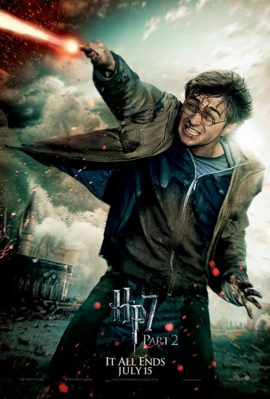 Foto de 'Harry Potter y las reliquias de la muerte. Parte II', nuevo y espectacular tráiler y carteles (12/21)