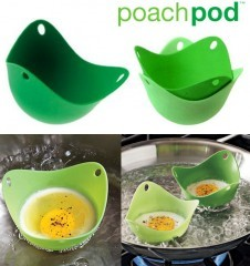 Poachpod para hacer huevos poché sin complicación