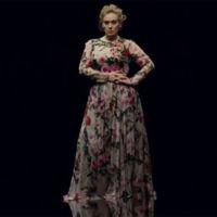 Un vestido de más de 5.000 euros para Adele
