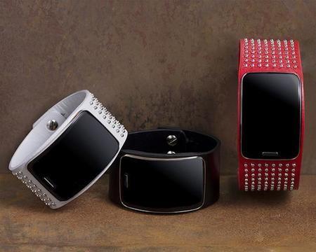 Diesel Black Gold incopora tecnología fashion con el Samsung Gear S en su desfile en Nueva York