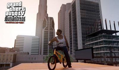 'GTA: San Andreas' HD, el espectacular trabajo de unos aficionados con el motor Rage