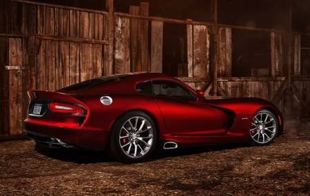 SRT Viper 2013 lateral