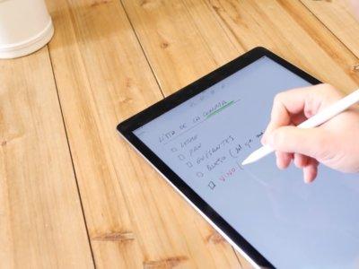 El Apple Pencil de segunda generación incluiría borrador y puntas intercambiables