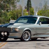 """¿Buscas en qué invertir tu aguinaldo? Subastarán uno de los Ford Shelby GT500 """"Eleanor"""" originales"""