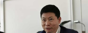 """Richard Yu, CEO de Huawei: """"Si nada cambia, HarmonyOS quizá llegue con el Huawei P40"""""""