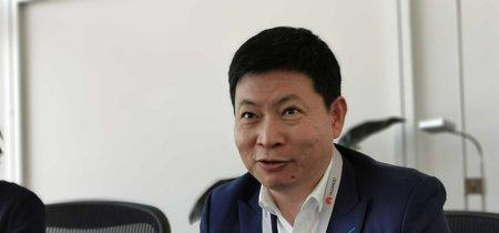 Richard Yu, CEO de Huawei: