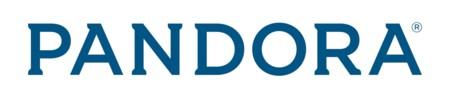 Pandora Logo Blue