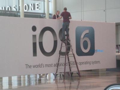 iOS 6 será presentado el próximo lunes en el WWDC