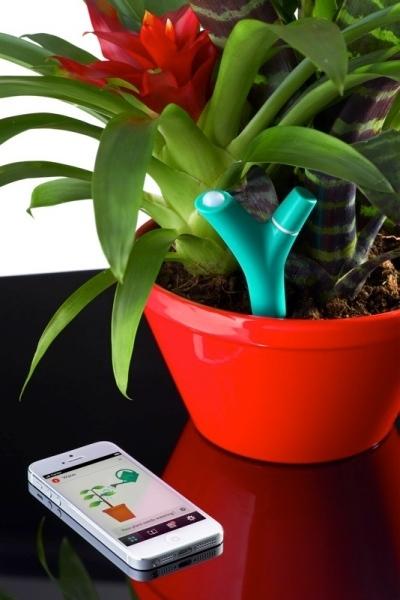 Parrot Flower Power, un gadget con vocación de jardinero